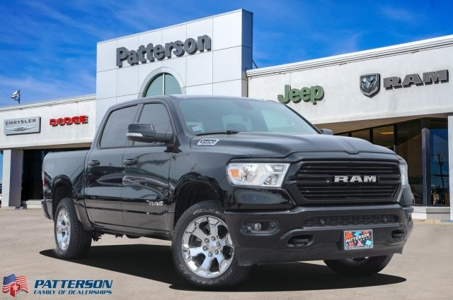 Pre-Owned 2020 Ram 1500 Lone Star