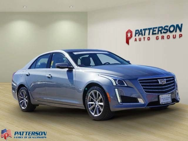 Certified Pre-Owned 2019 Cadillac CTS Sedan Luxury RWD **Certified Pre-Owned