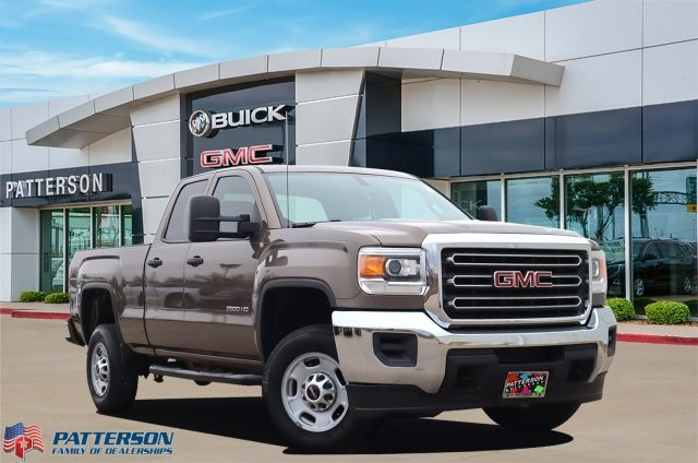 Pre-Owned 2015 GMC Sierra 2500HD