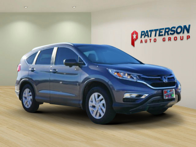 Certified Pre-Owned 2015 Honda CR-V EX-L****SUNROOF***LEATHER***
