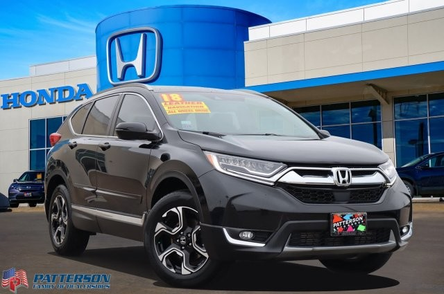 Certified Pre-Owned 2018 Honda CR-V Touring **Certified Pre-Owned**
