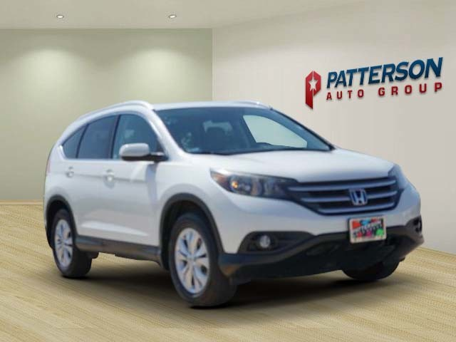 Certified Pre-Owned 2015 Honda CR-V EX-L***LEATHER***BACKUP CAMERA***
