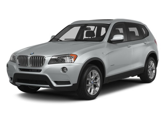 Pre-Owned 2014 BMW X3 AWD 4DR XDRIVE3