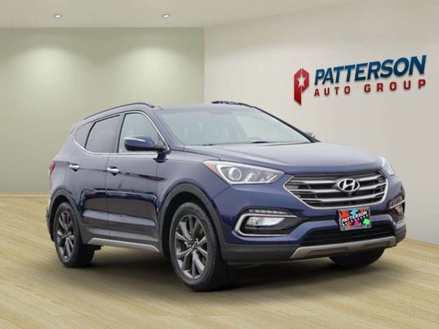 Pre Owned 2017 Hyundai Santa Fe Sport 2 0t Ultimate