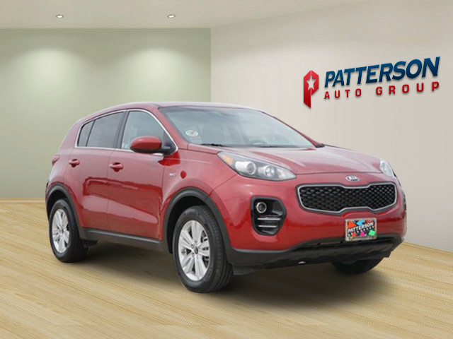 Pre-Owned 2018 Kia Sportage LX***1 OWNER***AWD***