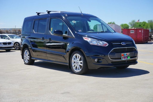 128028eb85 Pre-Owned 2016 Ford Transit Connect Wagon Titanium Minivan Van in ...