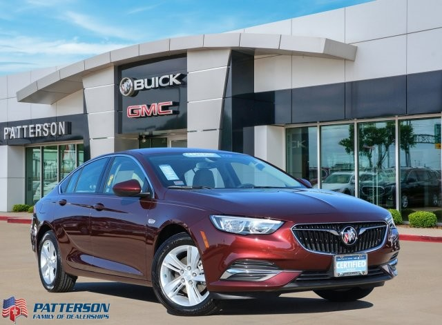 Pre-Owned 2019 Buick Regal Sportback Preferred **Certified Pre-Owned