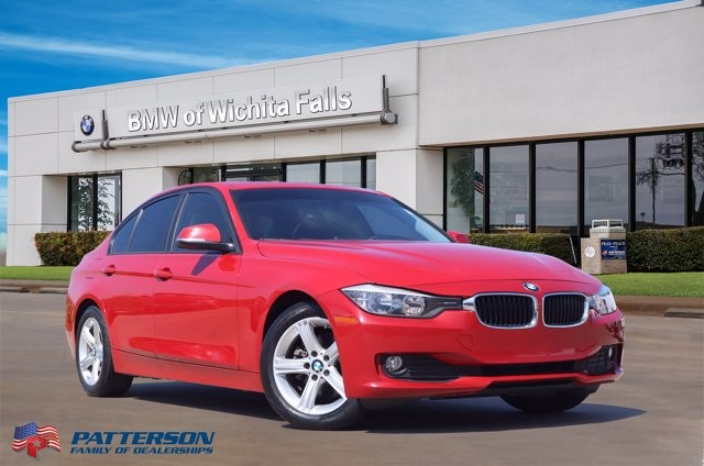 Pre-Owned 2014 BMW 3 Series 4DR SDN 320I RW