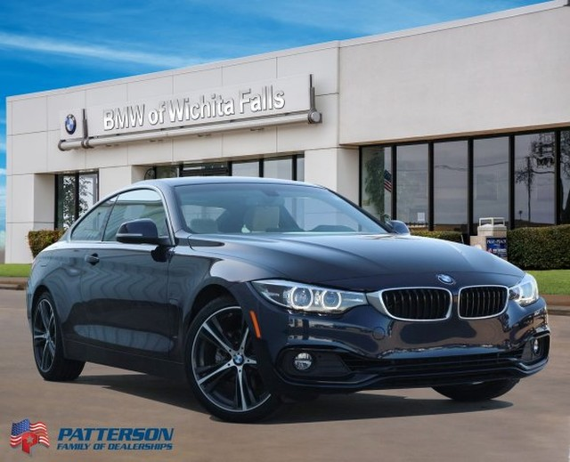Pre-Owned 2019 BMW 4 Series 430I COUPE