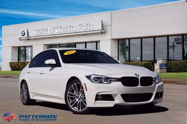 Pre-Owned 2017 BMW 3 Series 340I SEDAN SOUT