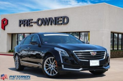 Certified Pre-Owned 2017 Cadillac CT6 Premium Luxury AWD **Certified Pre-Owned