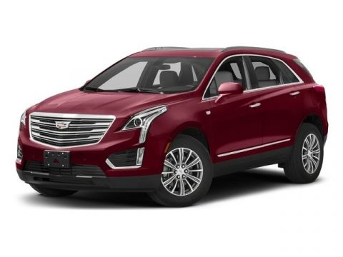 Certified Pre-Owned 2017 Cadillac XT5 Luxury FWD **Certified Pre-Owned