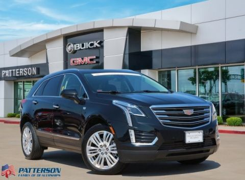 Certified Pre-Owned 2017 Cadillac XT5 Premium Luxury FWD **Certified Pre-Owned