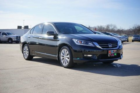 Certified Pre-Owned 2015 Honda Accord Sedan EX-L***ONE OWNER***CLEAN CARFAX***LEATHER***SUNROOF***
