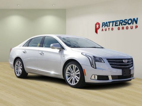 Certified Pre-Owned 2018 Cadillac XTS Luxury **Certified Pre-Owned