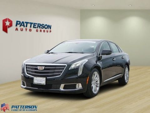 Certified Pre-Owned 2019 Cadillac XTS Luxury **Certified Pre-Owned