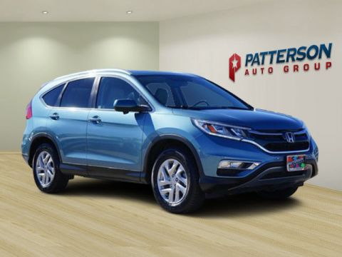 Certified Pre-Owned 2016 Honda CR-V EX-L***ONE OWNER***CLEAN CARFAX***LEATHER***SUNROOF***