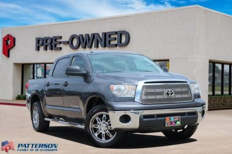 Pre-Owned 2013 Toyota Tundra 2WD Truck