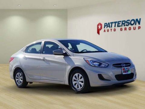 Pre-Owned 2017 Hyundai Accent SE***ONE OWNER***CLEAN CARFAX***